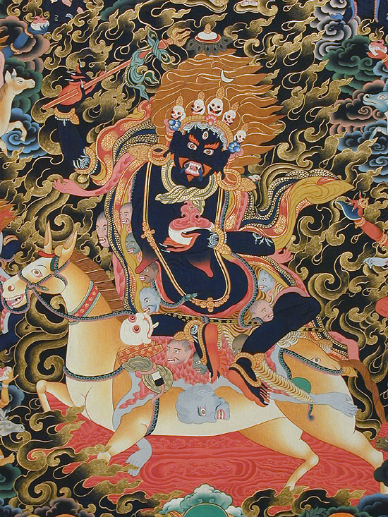 Palden Lhamo - Tibet Shop - []